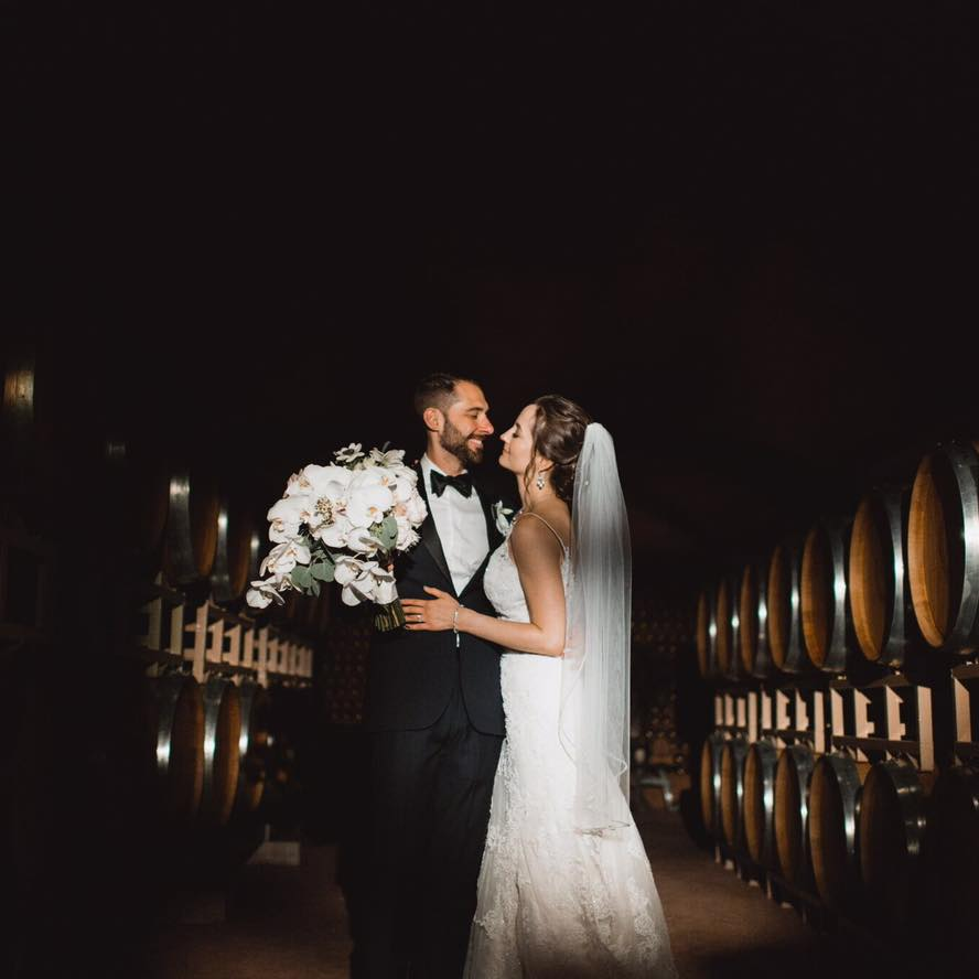 Morais Winery Wedding